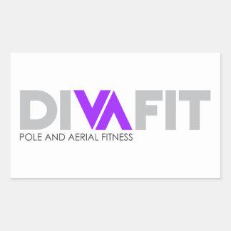 Etiqueta de DivaFit