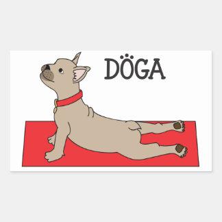 Etiqueta de Doga