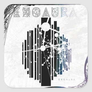 Etiqueta de EXOAURA - arte do álbum