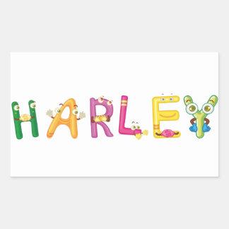Etiqueta de Harley