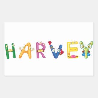 Etiqueta de Harvey