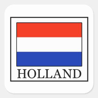 Etiqueta de Holland