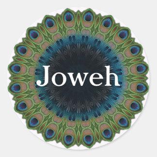 Etiqueta de Joweh