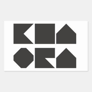 Etiqueta de Kia Ora NZ