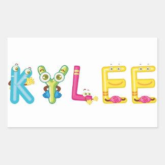 Etiqueta de Kylee