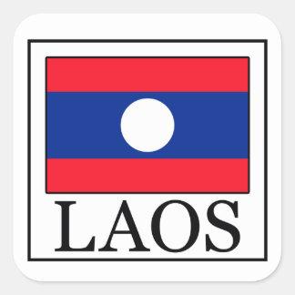 Etiqueta de Laos