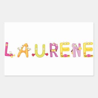Etiqueta de Laurene