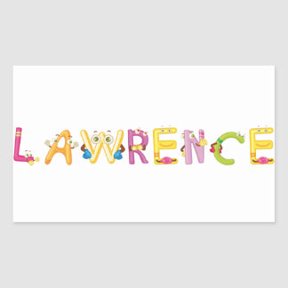 Etiqueta de Lawrence
