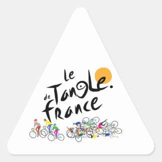 Etiqueta de Le Emaranhado de France (Le Tour de