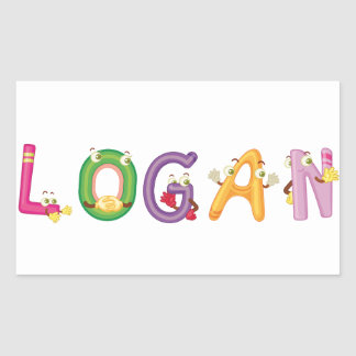 Etiqueta de Logan