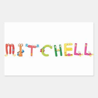 Etiqueta de Mitchell