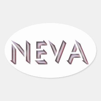 Etiqueta de Neva