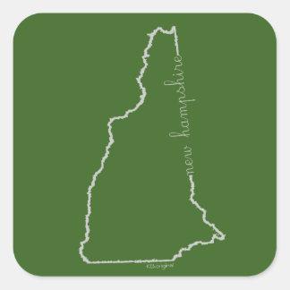 Etiqueta de New Hampshire