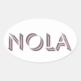 Etiqueta de Nola