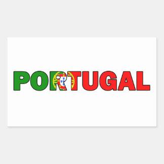 Etiqueta de Portugal