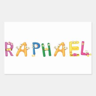 Etiqueta de Raphael