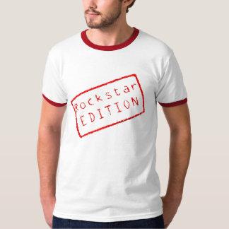 Etiqueta de Rockstar Camiseta
