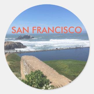 Etiqueta de San Francisco