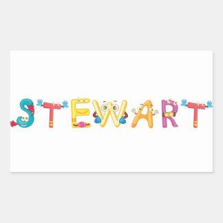 Etiqueta de Stewart
