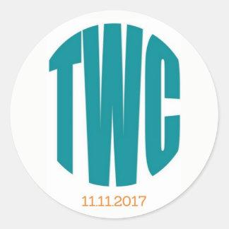 Etiqueta de TWC