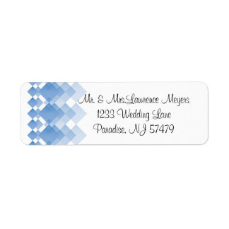 Etiqueta Diamantes azuis geométricos | que Wedding