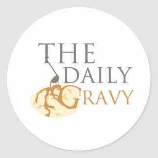 Etiqueta diária do molho