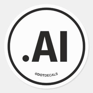 Etiqueta do AI
