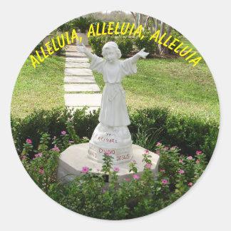Etiqueta do Alleluia
