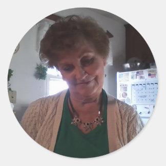 Etiqueta do aniversário de Joyce Elliott 84th