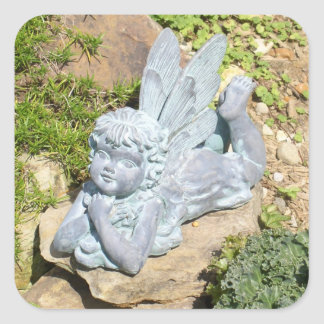 Etiqueta do anjo