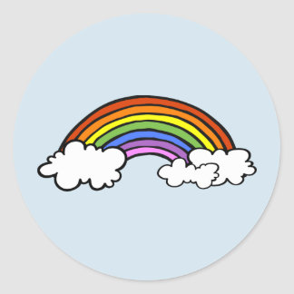 Etiqueta do arco-íris