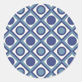 Etiqueta do azulejo adesivo