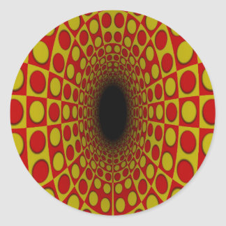 Etiqueta do buraco negro
