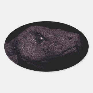 Etiqueta do cobra