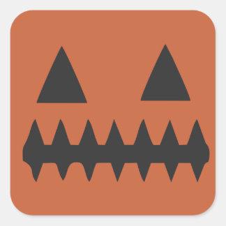 Etiqueta do Dia das Bruxas