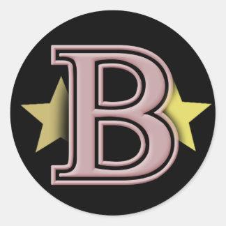 Etiqueta do logotipo de BeatSourceOne