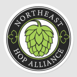 Etiqueta do logotipo de NeHA grande