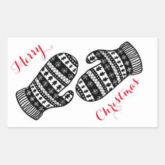 etiqueta do Natal