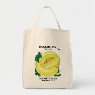 Etiqueta do pacote da semente do Muskmelon Bolsa Para Compra