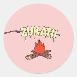 Etiqueta do PÂNTANO de Zukatii