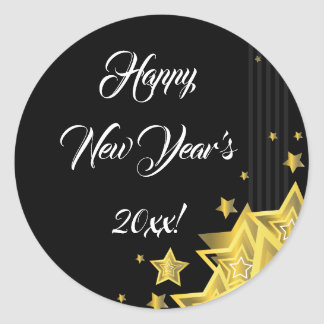 Etiqueta do partido | da véspera de Ano Novo da
