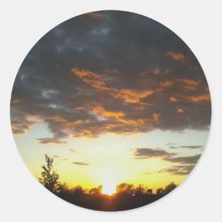 etiqueta do por do sol 3