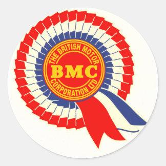 Etiqueta do Rosette de BMC