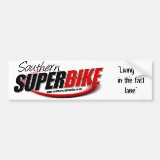 Etiqueta do sul do Superbike Adesivos