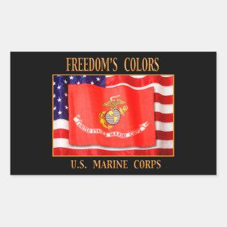 Etiqueta do USMC