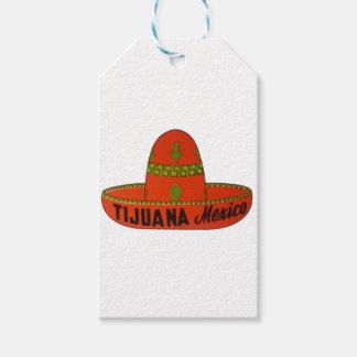 Etiqueta do viagem de Tijuana