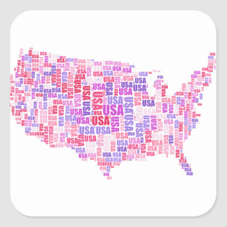 Etiqueta dos EUA