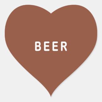Etiqueta engraçada da cerveja