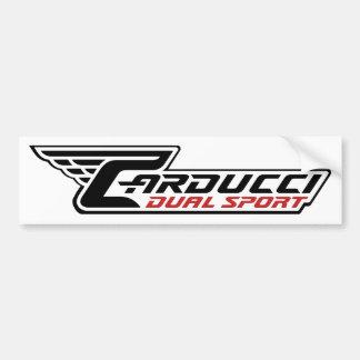 Etiqueta! Esporte duplo de Carducci Adesivo Para Carro