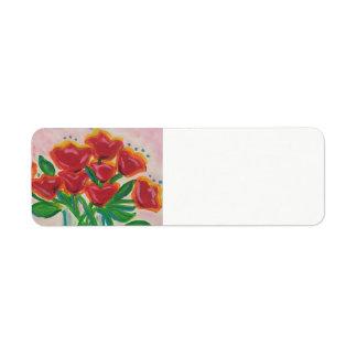 Etiqueta Feriado floral
